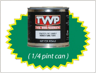 TWP 100 and 1500 Samples are Available